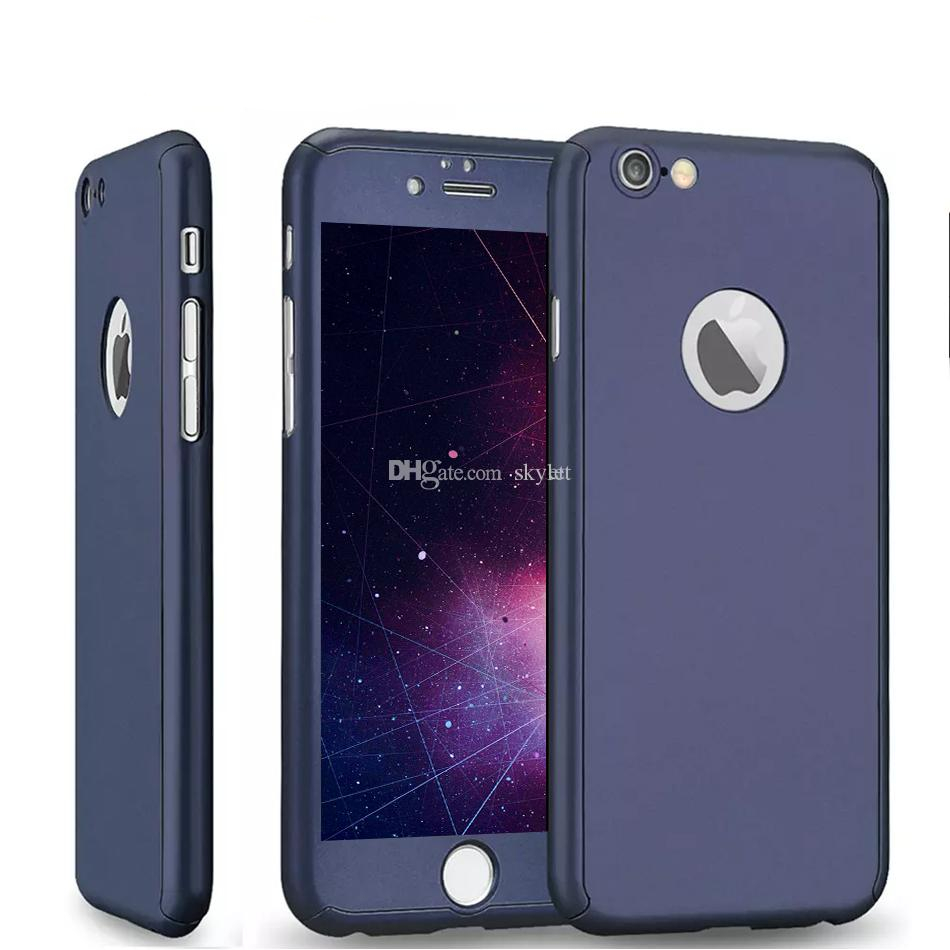 Husa Carcasa 360 Securit™ iPhone 7+ si 8+